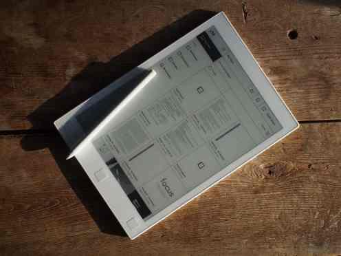 reMarkable epaper tablette papier électronique