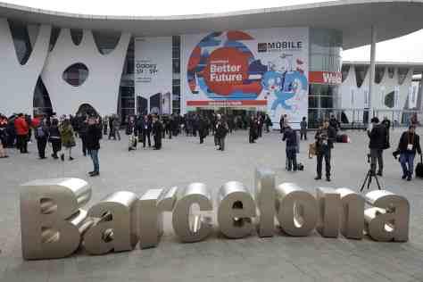 Mobile World Congress 2018 Copyright GSMA