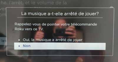 contrôle volume Roku Streaming Stick+ Canada TV 2018