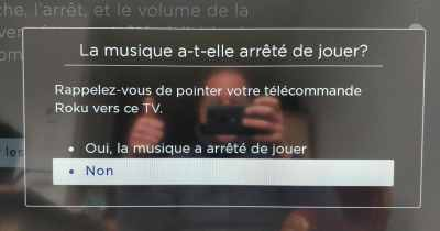 contrôle volume Roku Streaming Stick+ Canada TV 2018