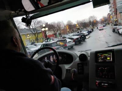 Autobus scolaire électrique eLion