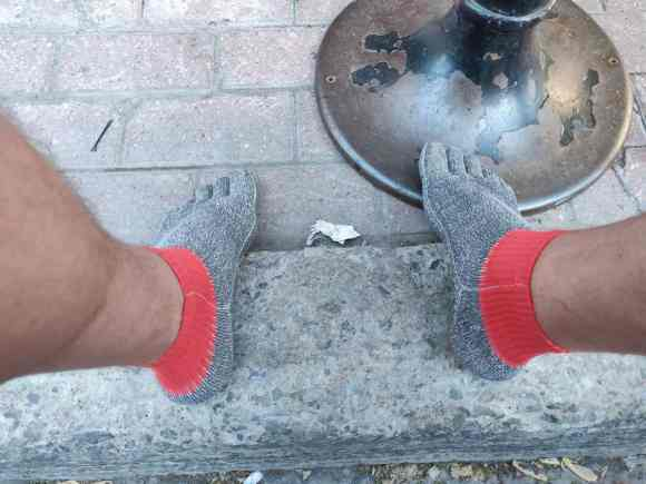bas FYF chaussettes bas Free Your Feet