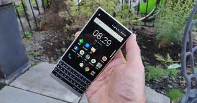BlackBerry key2
