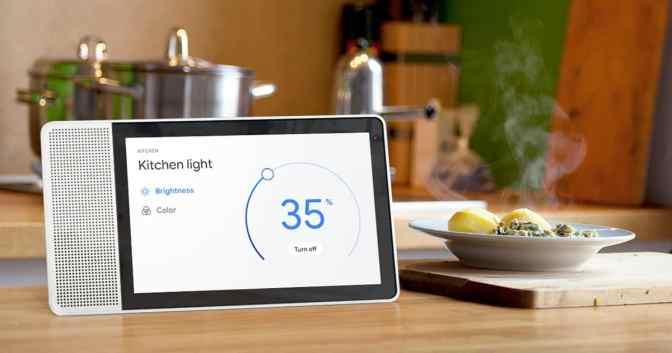 Smart Display de Lenovo – un assistant vocal avec écran