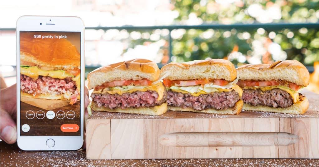 Burgers parfaits sous vide joule cuisson recette cuisine geek