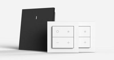 Nuimo senic Click-interrupteurs boutons sans fil recharge hub