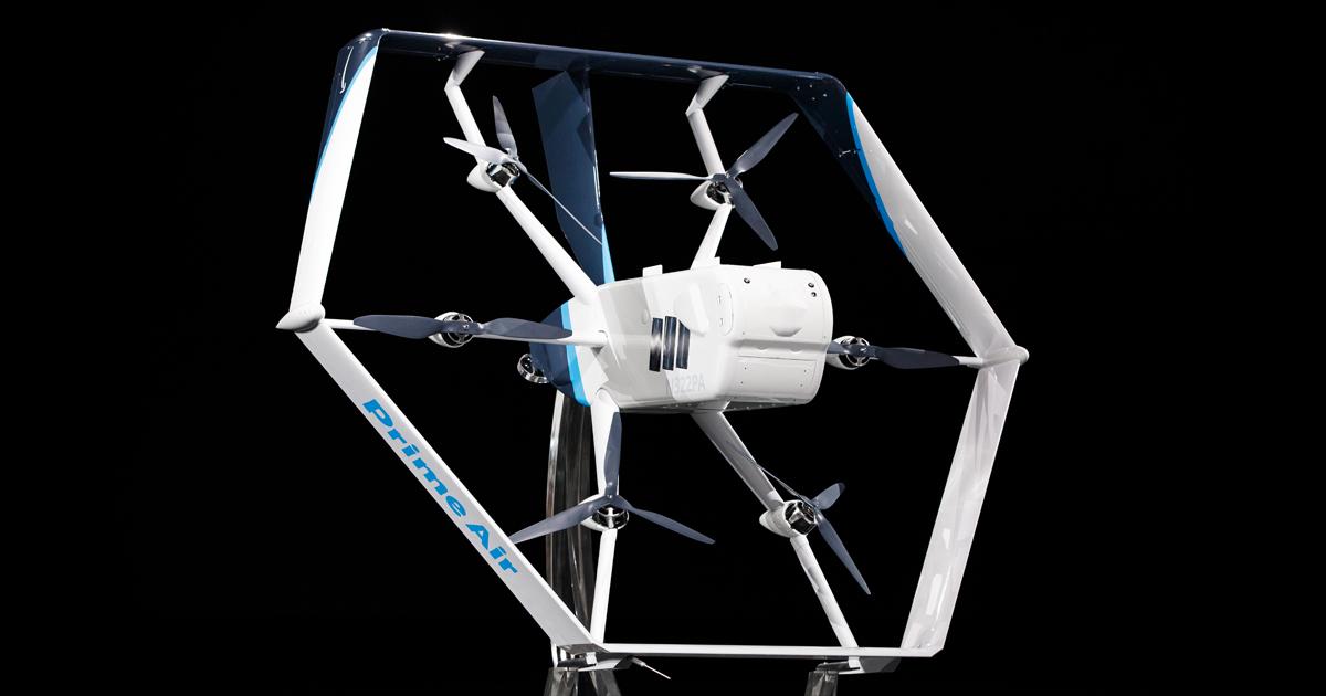 La livraison par drone prend son envol