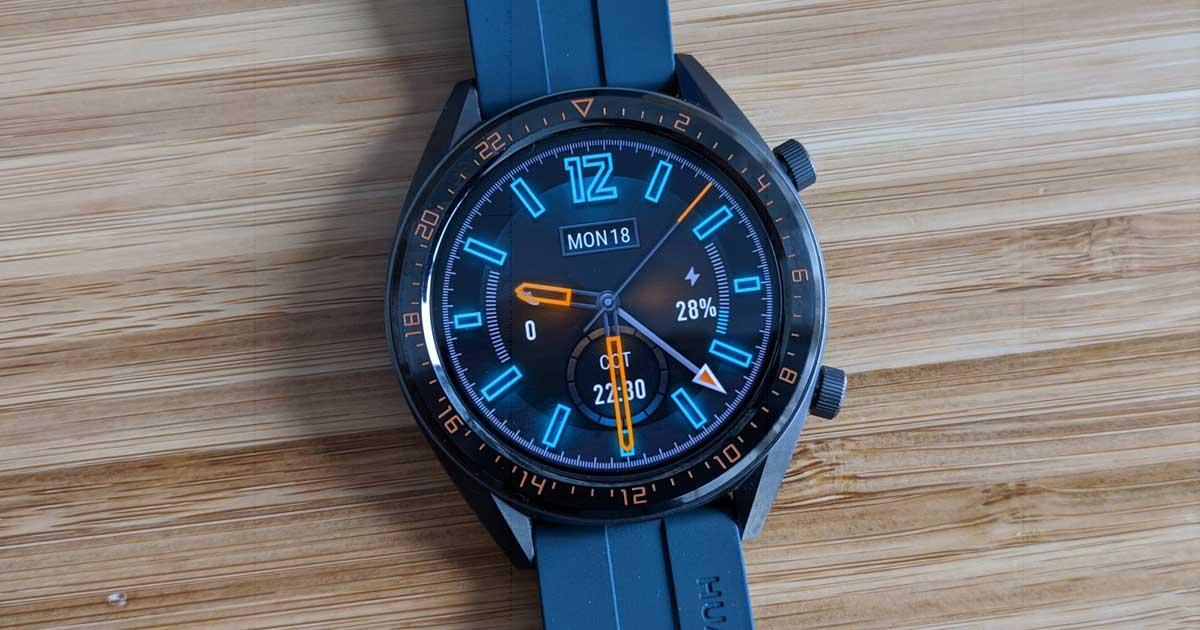 Huawei Watch GT montre intelligente Canada
