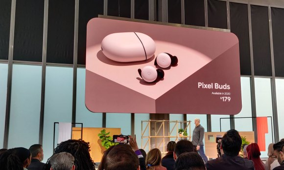 Pixel Buds made by Google 2019