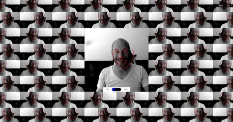 Anticorps oeuvre webcam Daniel Iregui et le Studio Iregular