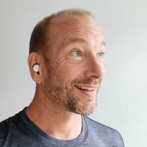 Pascal Forget teste Pixel Buds Google