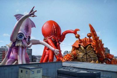 Minoru Kawasaki Monster seafood war Fantasia Festival