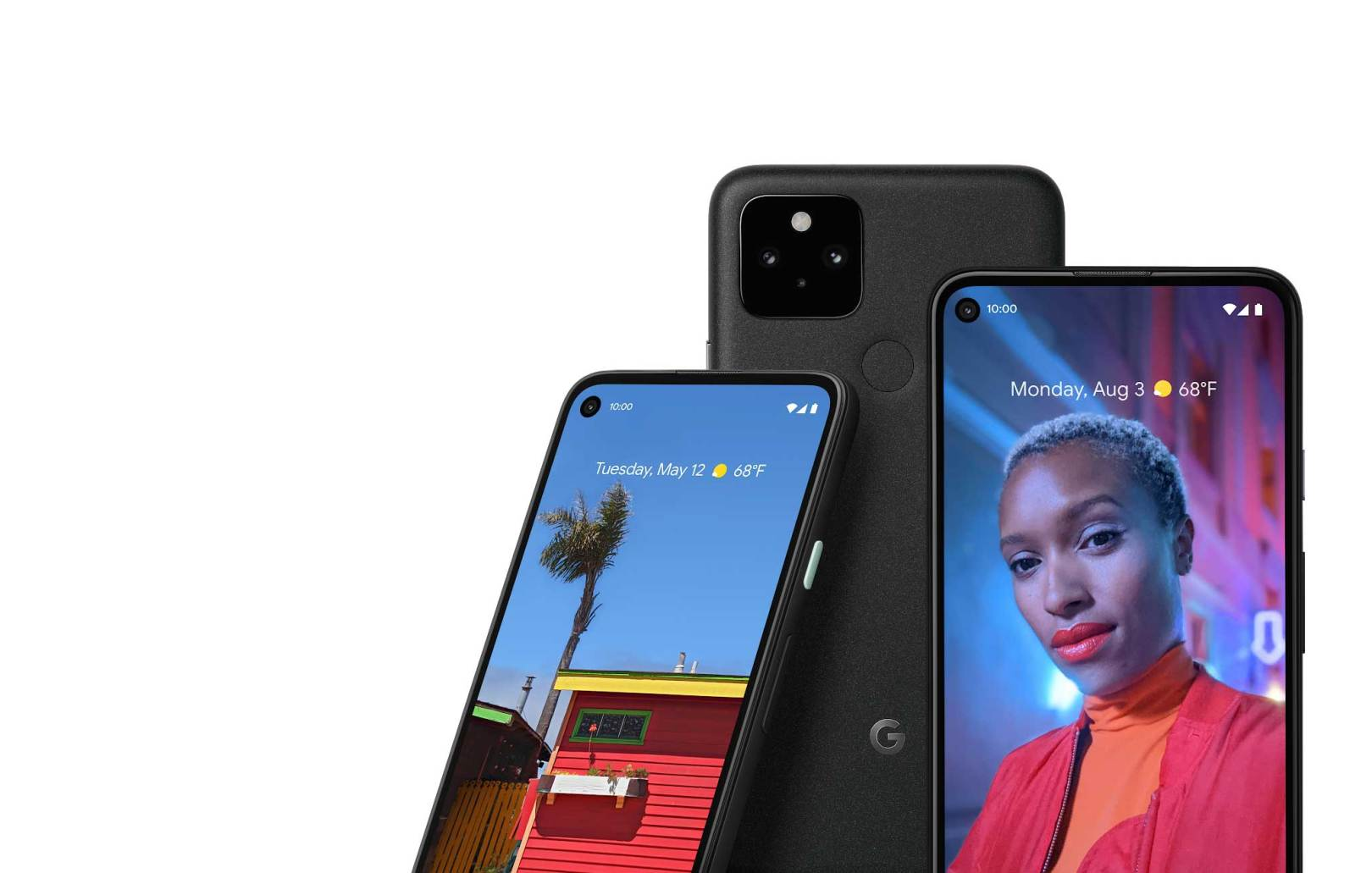 Google Launch Night In Pixel 4a 5G and Pixel 5