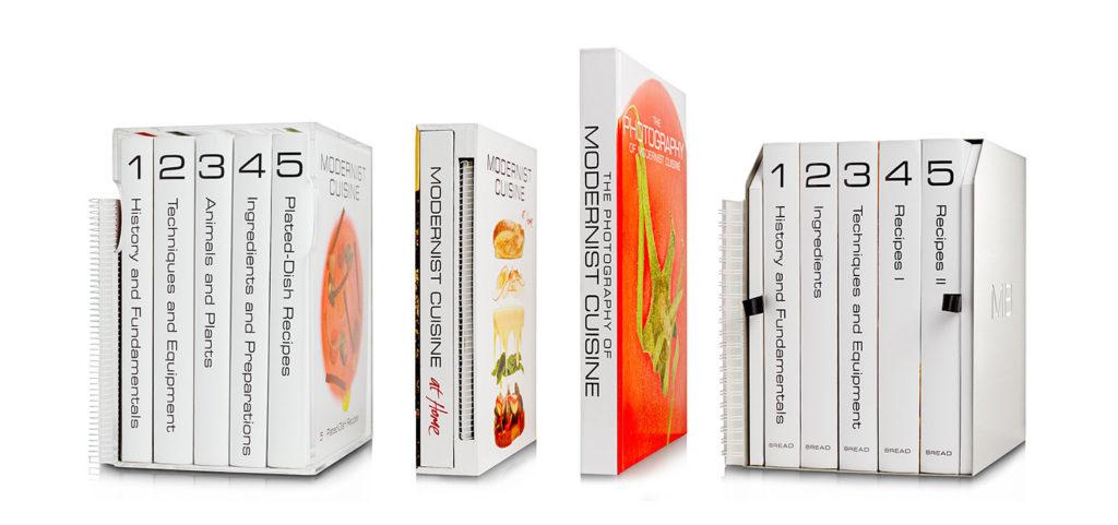 cuisine techno Modernist cuisine livre recette technologie geek