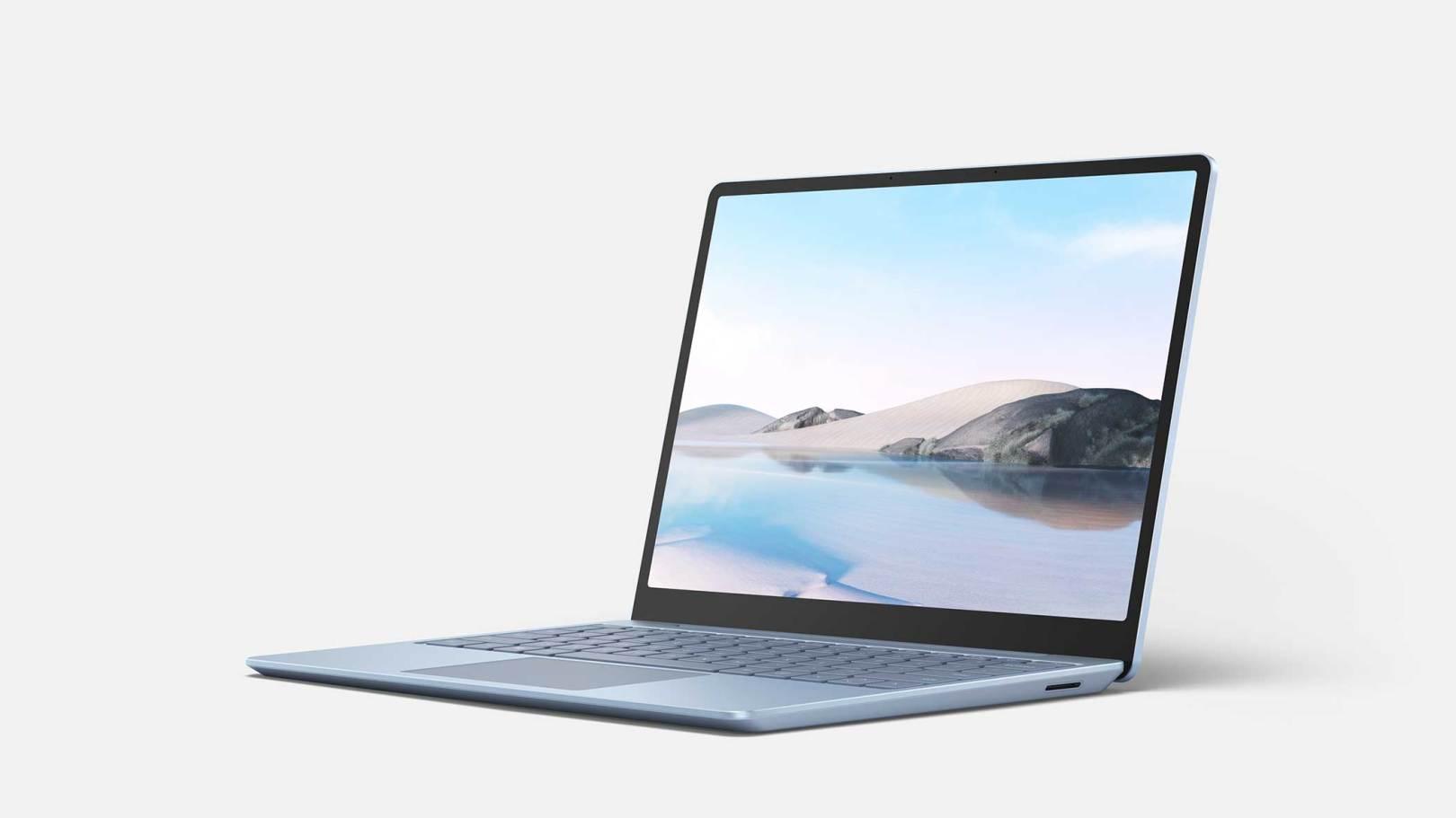 Surface Laptop Go Microsoft ordinateur portable 2020 Microsoft