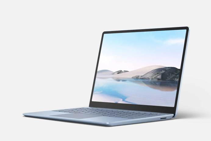 Surface Laptop Go Microsoft ordinateur portable 2020 Microsoft