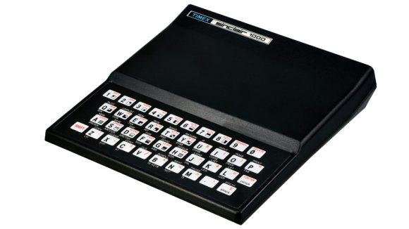 Timex Sinclair 1000 ordinateur Photo By MarcoTangerino