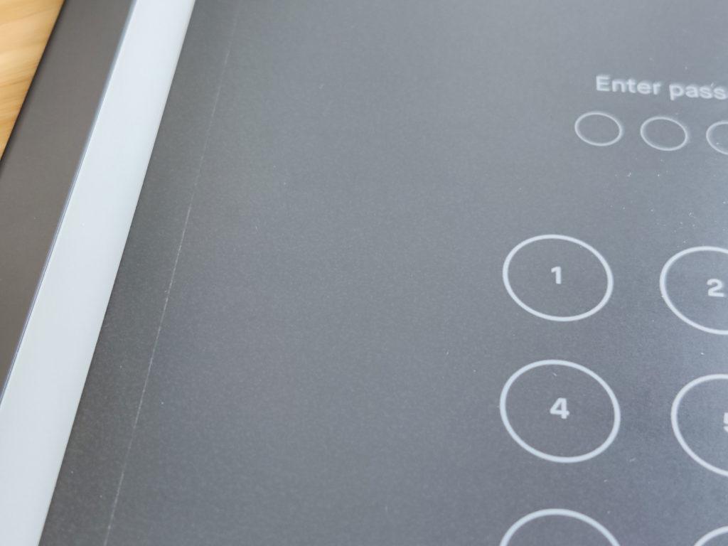 ligne permanente écran remarkable epaper papier électronique