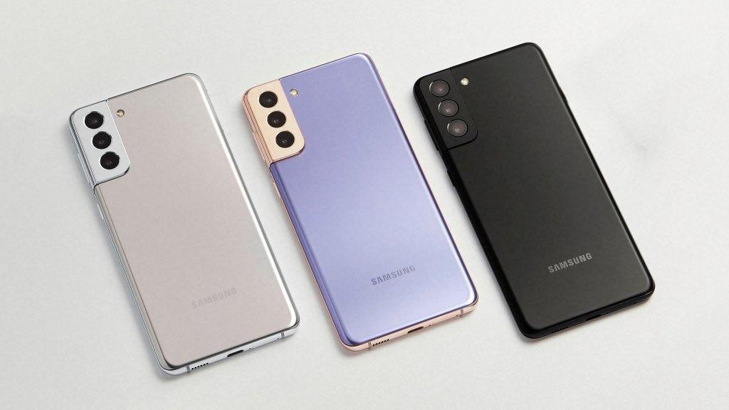 Galaxy S21+ Samsung