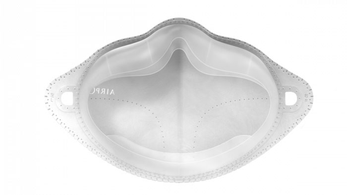 Filtre masque Airpop remplacement adulte