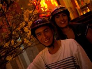 Backstage photo workshop Vietnam 2011