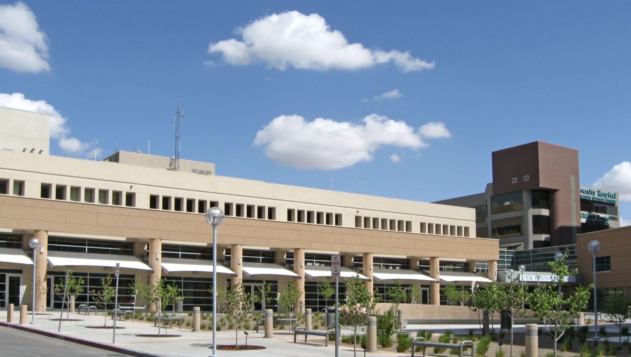 University Of New Mexico School Of Medicine Emergency