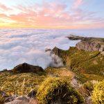 Pico do Arieiro madère