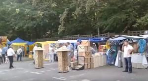 Виставка-Ярмарок в Інституті Бджільництва імені Прокоповича