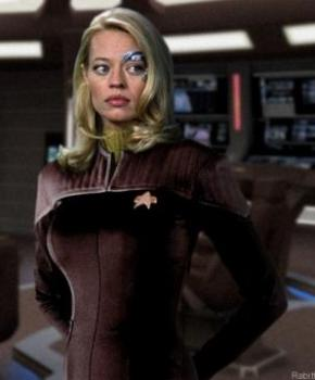 Star Treck Voyager - Seven of Nine