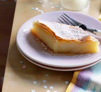 Galaktoboureko - Greek Dessert