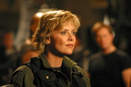 Amanda Tapping as Samantha