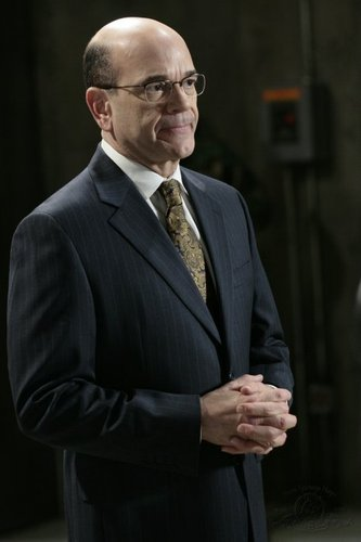 Robert Picardo as Richard Woolsey