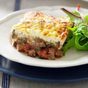 Lamb Moussaka - Quick Recipe