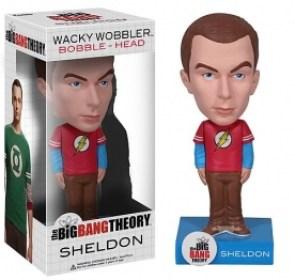 Sheldon Bobblehead