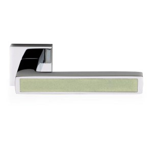 Handle on rose satin chrome barletta fashion-4
