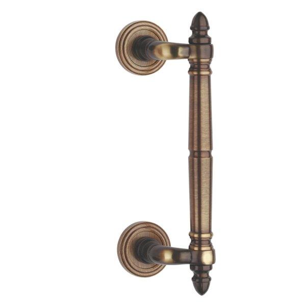 Pull handle yester bronze brass zancato classique
