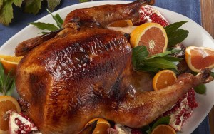 receta de Relleno de pavo navideño Thermomix TM6