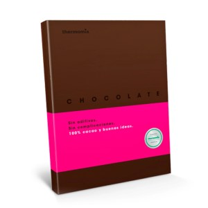 Libro de cocina - chocolate - Thermomix Colombia