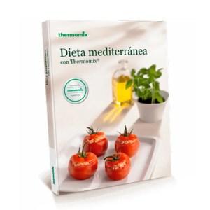 Libro de cocina - Dieta mediterránea - Thermomix Colombia