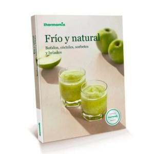 Libro de cocina - frío y natural Thermomix Colombia