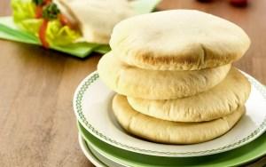 Pan Pita receta en thermomix