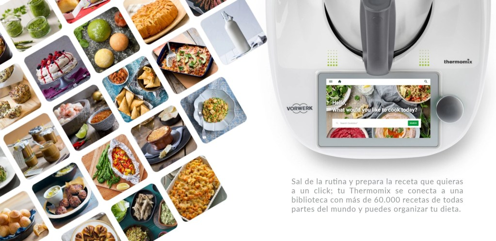 cookidoo thermomix colombia