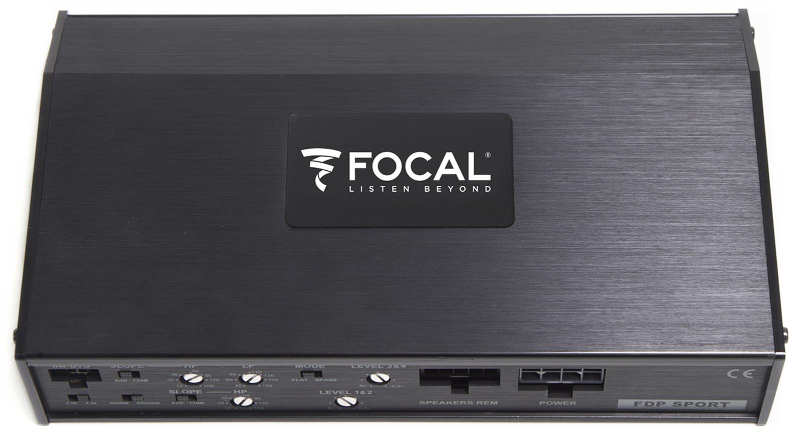 Focal Fdp Sport Amplifier Review
