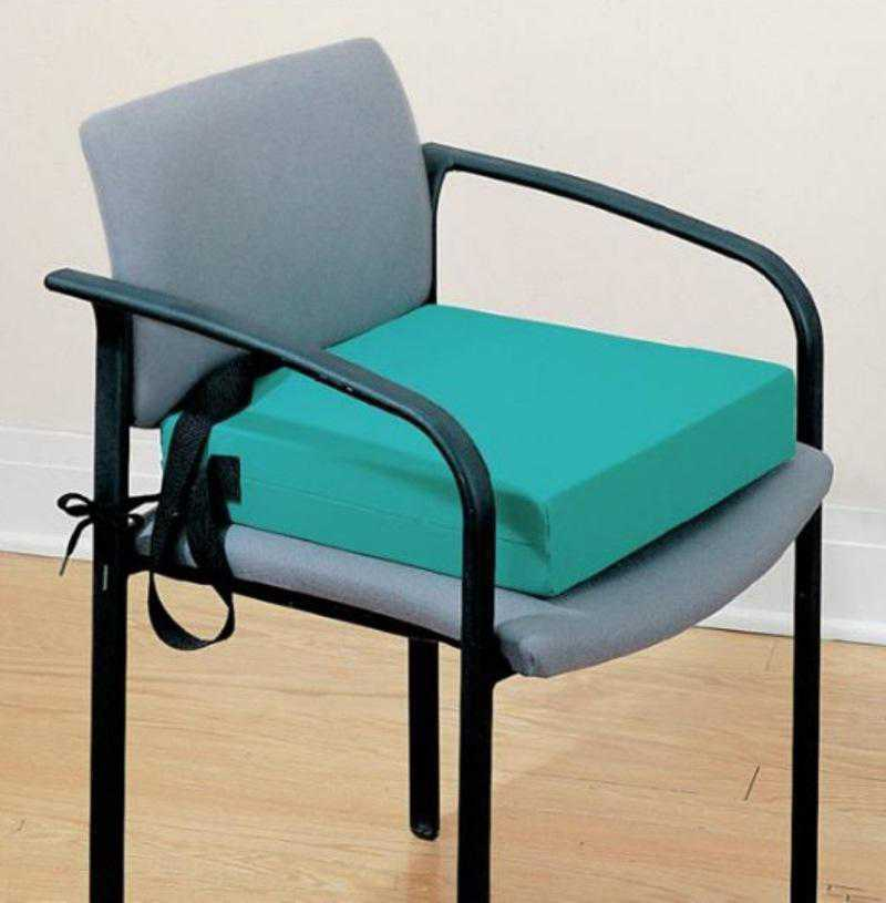 coussin rehausseur chaise 15 cm