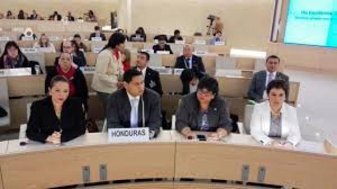 Plataforma EPU-Honduras:Engañosa y desleal conducta de funcionarios gubernamentales al afirmar que Honduras está avanzando