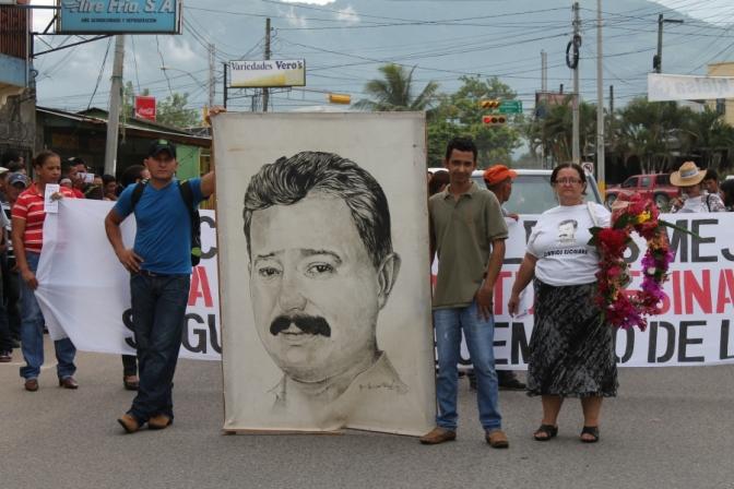 Caso ambientalista Carlos Escaleras: Estado Hondureño acepta su responsabilidad