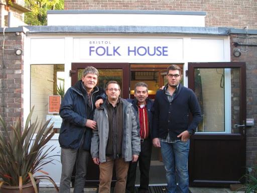Folk House 2011 Armonauti
