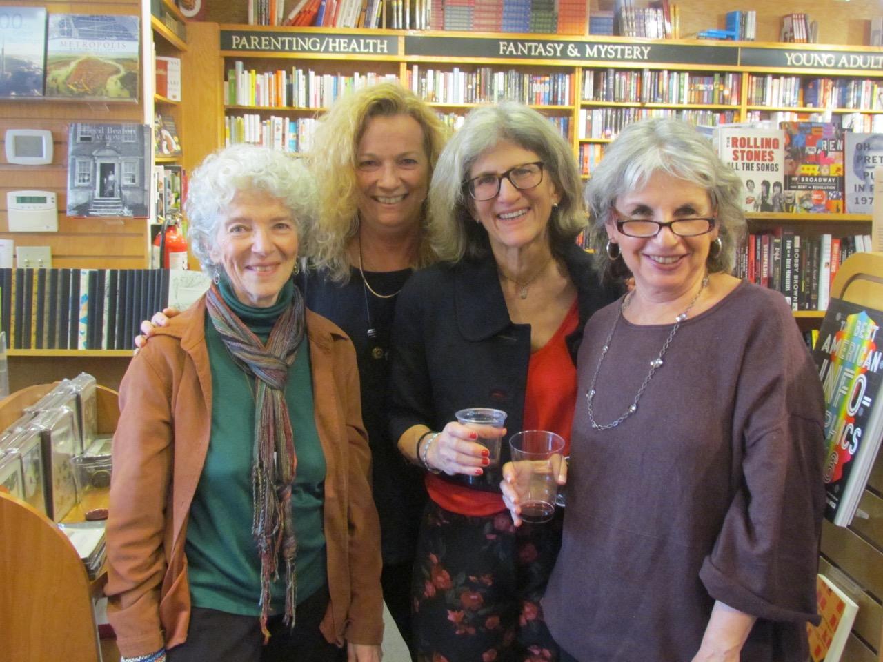 Sunday's Reading with Nancy Davidoff Kelton