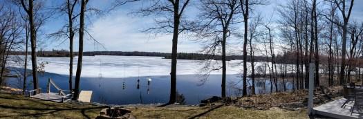 Lake in transition