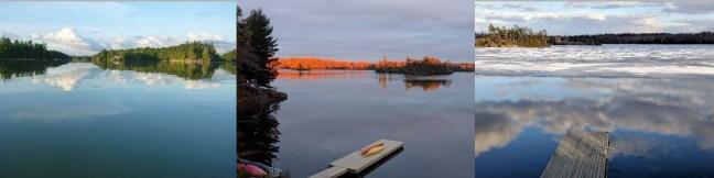 Lake moods